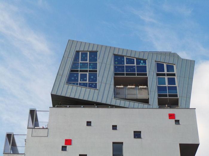Architektur Architecture House Haus Liesing Wien Vienna Fenster Und Türen Windows And Doors Riverside