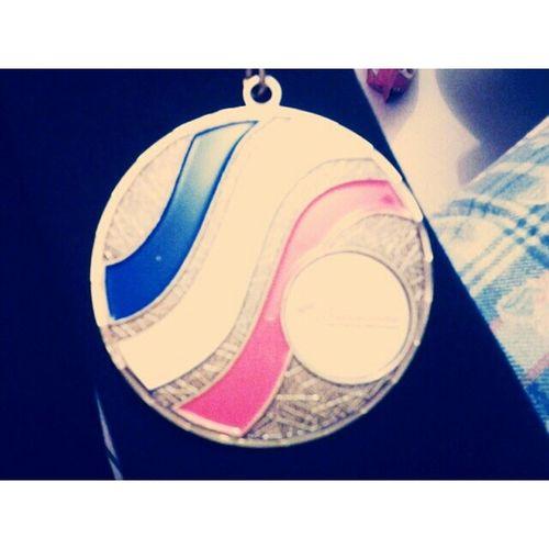 Taekwondo ♥ Medaille Or Happy