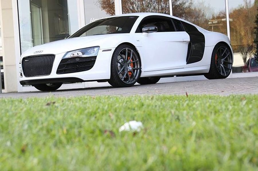 This thing is an absolute monster! Audi R8 Audir8 V10 Apr Stage2 AWD  6speed Manual Supercar Cary Raleigh Durham Chapelhill Exotic Foreign Luxury Money Amazingcars247 Carswithoutlimits Carsofinstagram Blacklist Carlifestyle Carinstagram Motörhead itswhitenoise