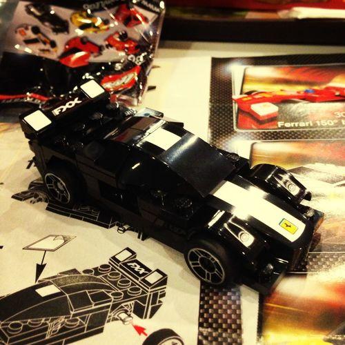 LEGO Ferrari from Shell V-Power