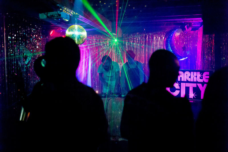 Adult Adults Only Club Clubbing Indoors  Laser Lights  New Years Eve Nightclub Nightlife People