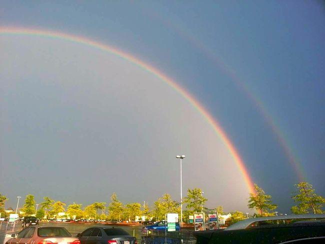 Double Rainbow Massachusetts