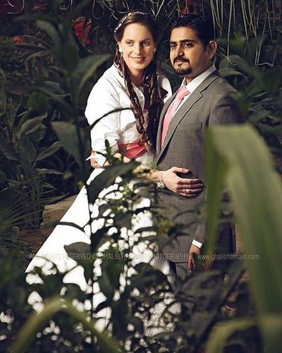 Wedding shot from the Archive of 2013 Weddings Weddingdetails Weddingseason Ghalibhasnainphotography Ghalibhasnain Outdoorwedding Karachi Pakistan Beautifulcouple