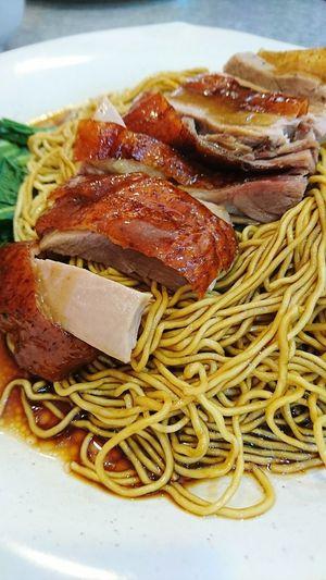 Duck noodle Food Close-up Indoors  Foodporn Noodle Duck Juciy Breakfast