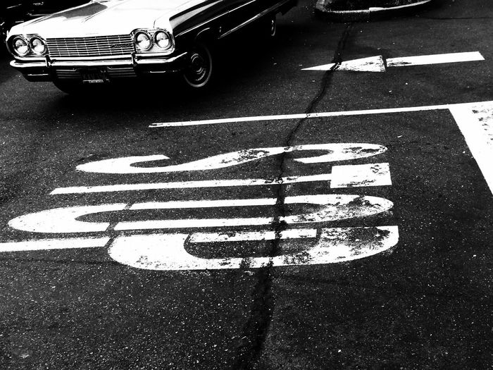 Leaving in style. Fair Oaks , April 2015. Impala Old Car Streetphotography Blackandwhite I Love My City Gangsters Paradise MeinAutomoment The Drive