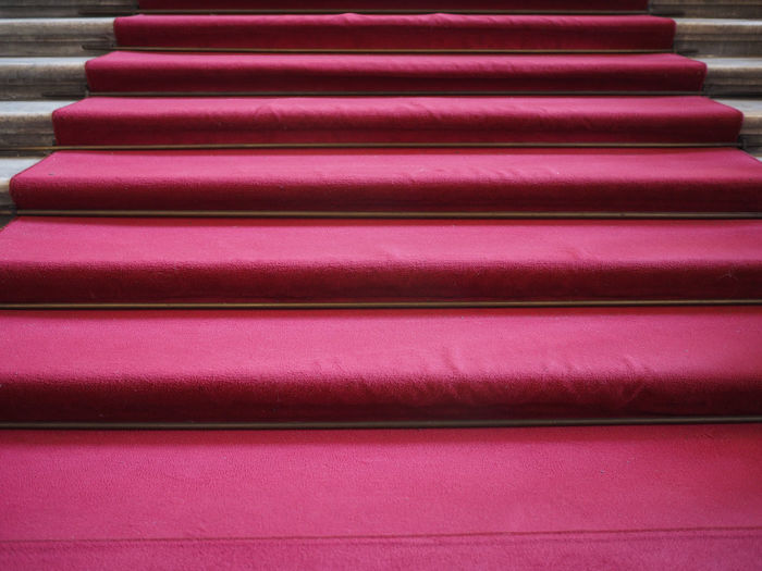 Red carpet Red