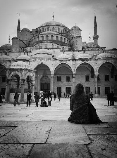 Istanbul SultanAhmetBlueMosque Bluemosque ❤️