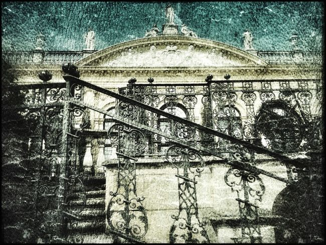 ----- Wolkenschloss ----- Day No People Architecture Outdoors Snapseed Editing  Grunge Snapseed Fa_fadeaway Snapseed Edit Retro Styled Grunge Style Retrolux Filter Artistry_flair Mode_emotive Artistry_emotions Creative Photography Retro Documenta14 EyeEmNewHere