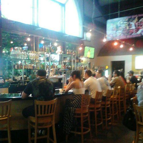 Dog house. #lunch #fresno #fresnostatw #bbq #foodie #bar BBQ Lunch Foodie Fresno  Fresnostatw