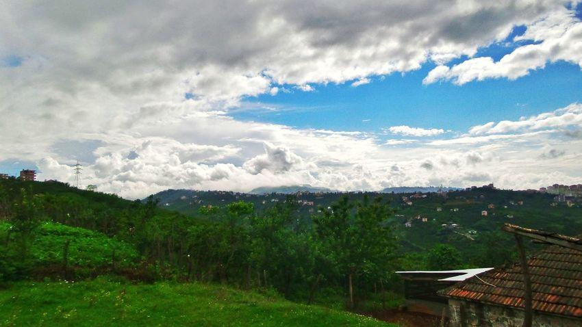 Trabzon Bostancı Gokyuzu Doğa Natural First Eyeem Photo Gökyüzü Hüzünlü Matem Var Sanki