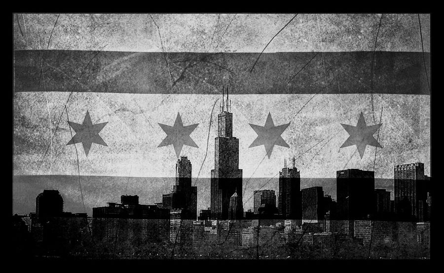 Where I will always belong. Windycity Blackandwhite Black And White Photography Chicagostreets Throughmyeyez Buildings Downtown Chicago Inchicago In The Street Downtown