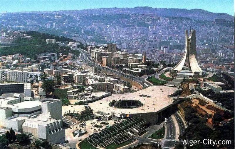 Alger. Algiers