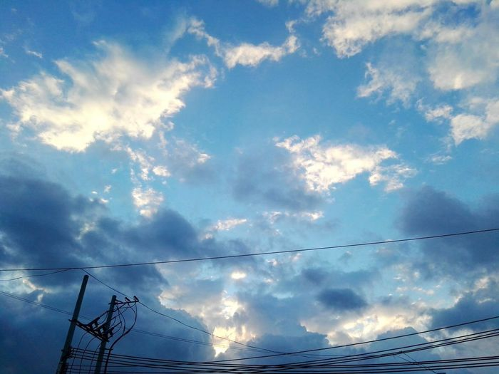 夕阳无限好,只是近黄昏 SkyCloud - Sky Outdoors Sunset Nature