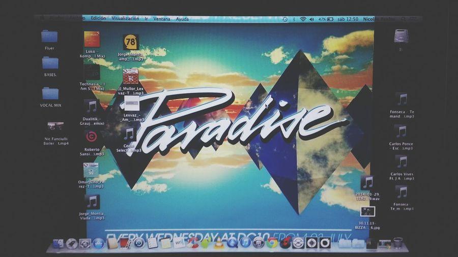 paradise Hello World