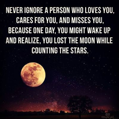 Moon Stars Love Cares misses
