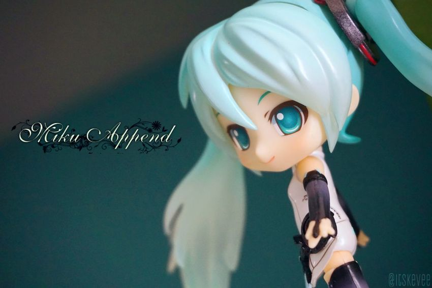 Art Blue Close-up Focus On Foreground Fun Illuminated Lifestyles Multi Colored Portrait Toy Hatsune Miku Toyphotography ねんどろいど 初音ミク Vocaloid Still Life