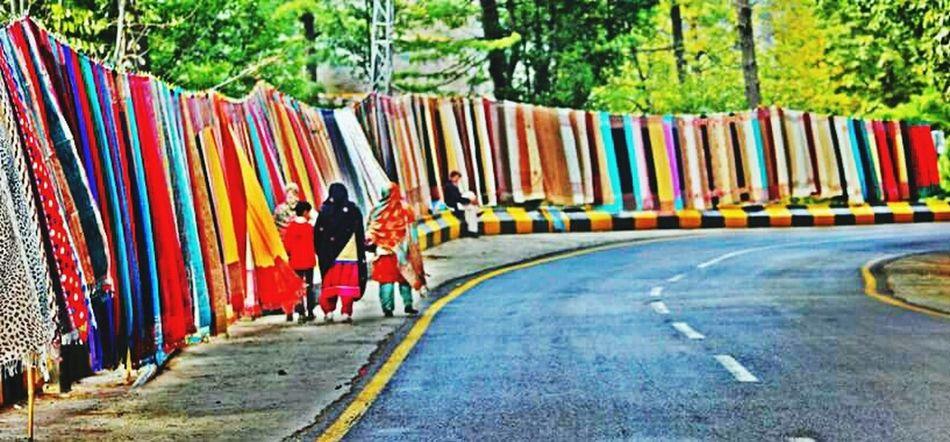 Pakistan Beauty Of Pakistan Pakistani Traveller Murree Roadside