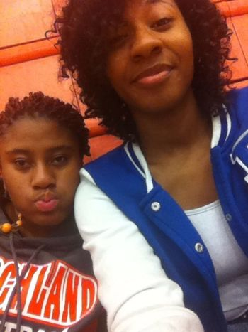 We Was Chillin In PE