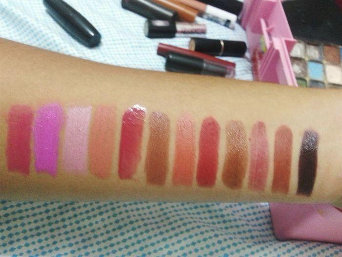 Makeup Labiales