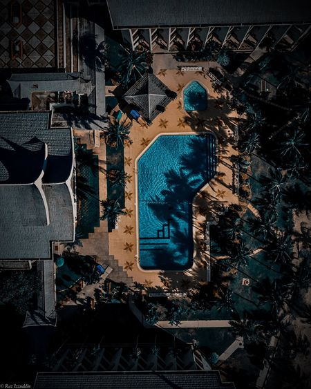 Aerial Shot Aerial Shot Aerial View Aerial Shot Aerial Photography Dronephotography Drone  Poolside Pool No People Pattern Full Frame Creativity Indoors  Art And Craft Close-up High Angle View Auto Post Production Filter Design Directly Above Built Structure Day