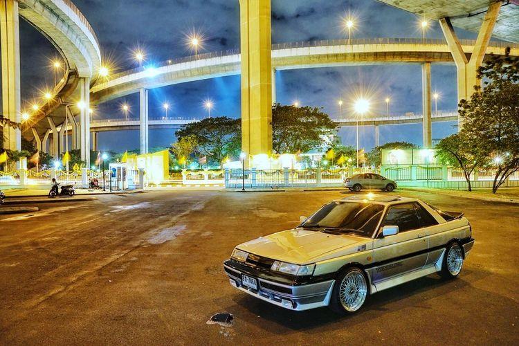 Rz1 Illuminated Car