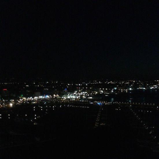 On the top Top Ruota High Lights rimini sea night
