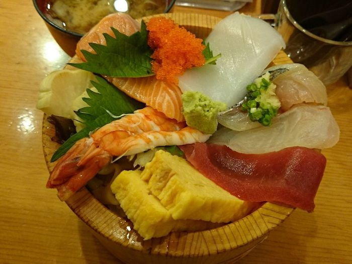 Enjoying A Meal Eating #i Love Japanese Food Oishii Desu Ne ??? itadakimasu ?