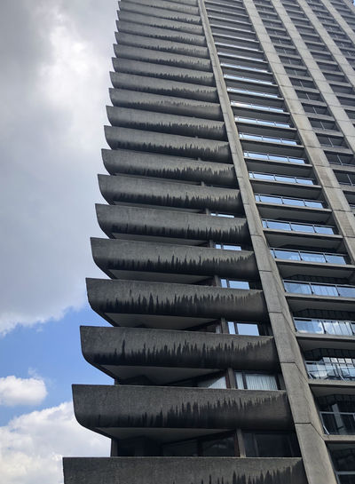 Multistorey Architecture Building Building And Sky Building Exterior Buildings & Sky Built Structure Cloud - Sky In A Row Low Angle View Modern No People Office Building Exterior Pattern Repetition Sky