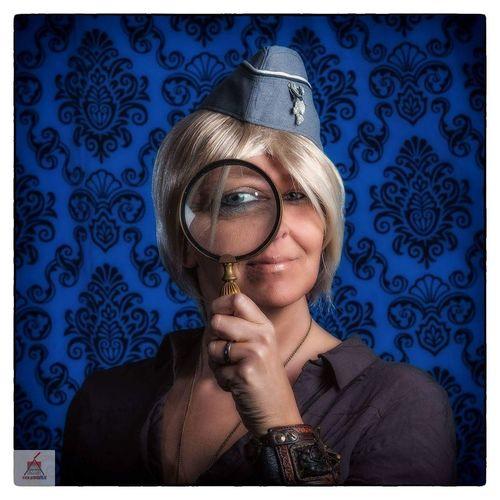 Steampunk Photography Fantasy Photography Clockwork Carrousel Portrait GogglesSteampunk Loupe Fantasy