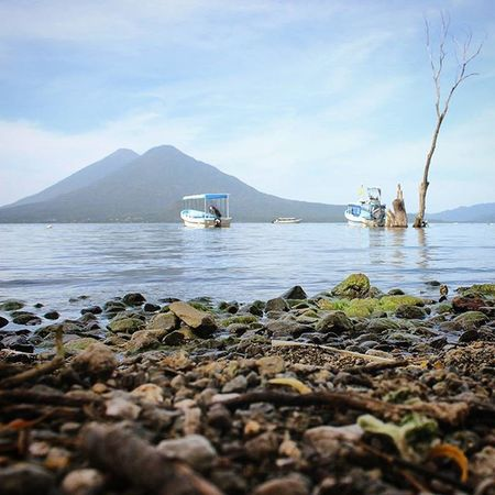Lago Atitlán Panajachel  PanajachelGuatemala Guatemala Guatebella Lake Playa #beach