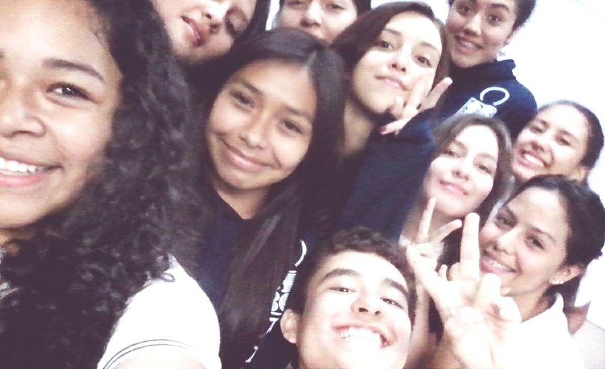 mega selfie! ??❤