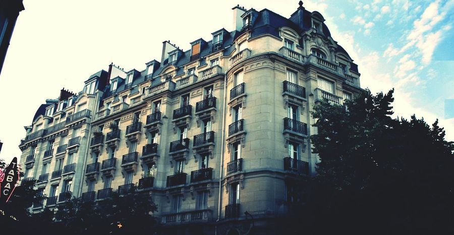 Envy the Architectural Details of this country. Paris Travel