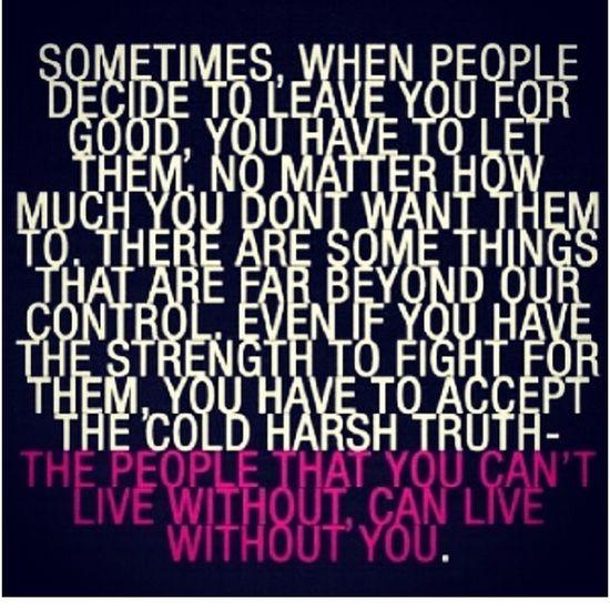 Yuppp so true ...