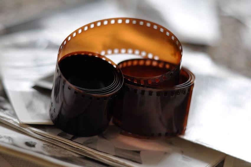 Brown Camera Roll Frame Grey Photo Кадр фото Фотопленка черно-белое фото