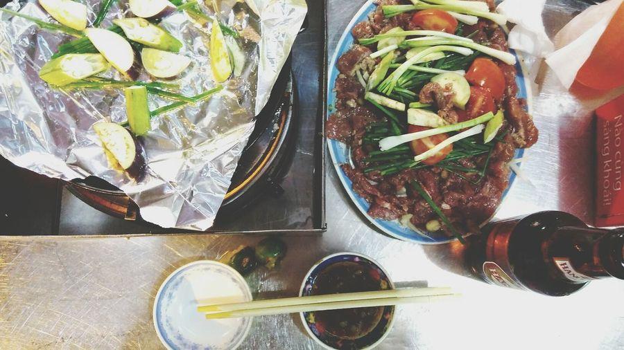 What's For Dinner? BBQ ! Vietnam Hanoifood First Eyeem Photo
