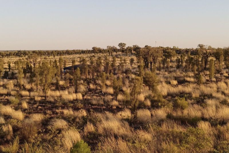 Grasslands DxO One Uluru-Kata Tjuta National Park Landscape Sky Land Plant Field Environment Nature No People Beauty In Nature Outdoors