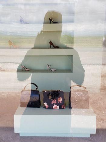 Window shopping at Prada. First Eyeem Photo