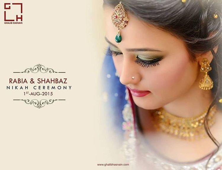 wedding season continues Wedding Weddingdress Weddingday  Weddingphotographer Ghalibhasnainphotography Ghalibhasnain Bride Nikah