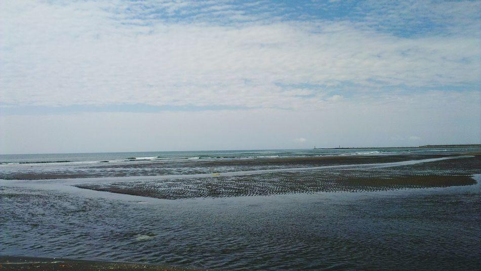 Beach Sea Bluesky