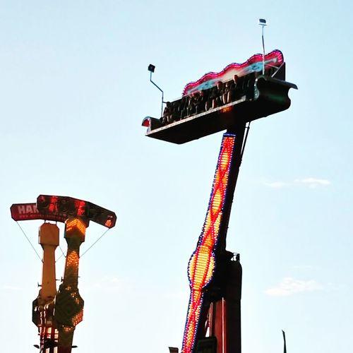 Vertigo Amusement Park Arts Culture And Entertainment Amusement Park Ride Sky Traveling Carnival Carnival Fairground Ride