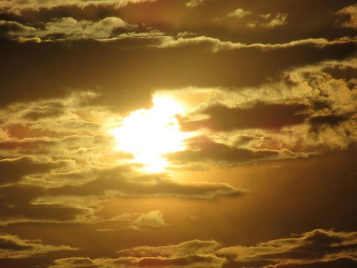Sol Atardecer
