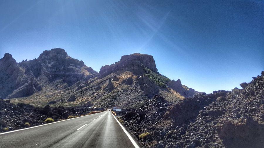 Nationalpark Teide Teide National Park Teide Tenerife Tenerife Island Teneriffa Canary Islands Atlantic Ocean Atlantic Himmel Berge Mountain Photooftheday Fototour Photography Photographer