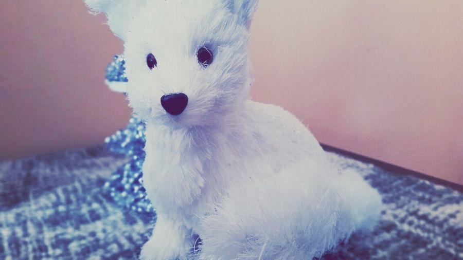 Christmas Light Decoration Fox