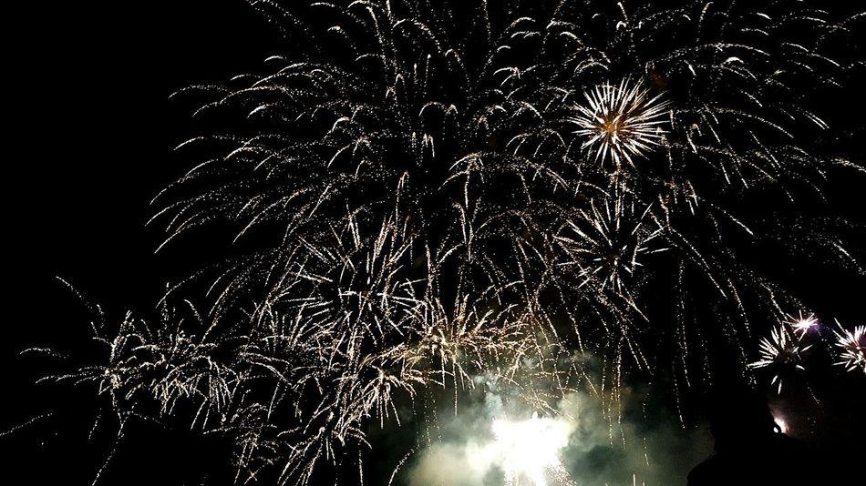 Fireworks Nationalday 14juillet2016 France Colorful Amazing_captures Brittany Spectacular