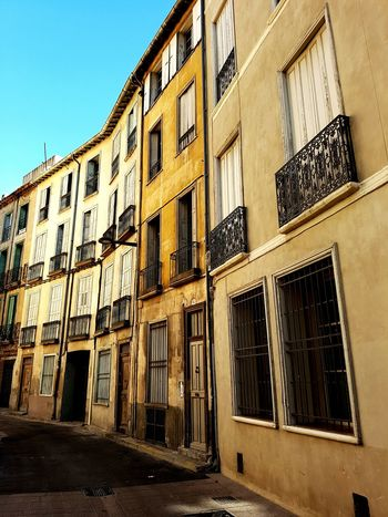 City City Street Street House Houses Houses And Windows Windows Architecture Architecturelovers Citylife Streetphotography Colorful Colours Fassade Sky Windows And Doors Beautiful Old Old Buildings Summer Tourism First Eyeem Photo