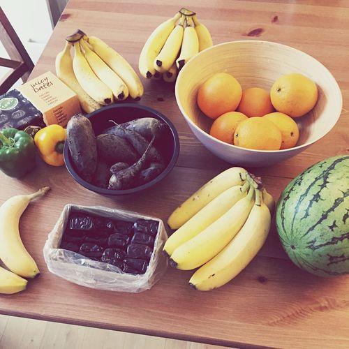 Vegan Foodhaul Eat More Fruit Veggies
