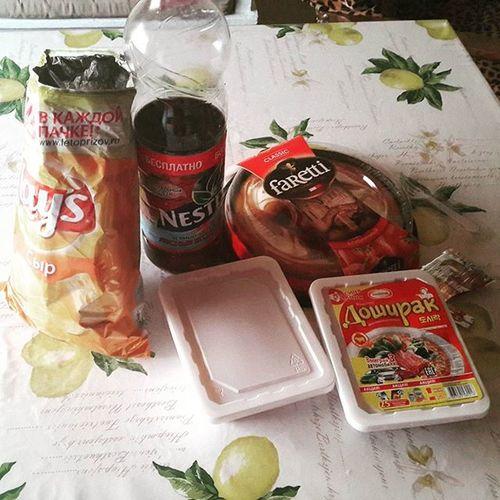 Lays Nestea Faretti Doshirak