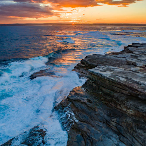 Voodoo Point Sunset Available as Fine Art Print on www.kess.gallery from $89 for Fine Art Paper Print & $490 for Acrylic Mounted Print. #voodoo #kurnell #voodoopoint #theshire #sutherlandshire #beachphotography #beachwallart #waves #drone #drones #droneoftheday #droneporn #droneglobe #fromwhereidrone #dronesdaily #dronegear #dronesetc #dronelife #dronesaregood #aerialphotography #dronestagram #dronesarefun #dronepics #dronephoto #dji Voodoo Kurnell Voodoopoint Theshire Sutherlandshire Beachphotography Beachwallart Waves Drone  Drones Droneoftheday Droneporn Droneglobe Fromwhereidrone Dronesdaily Dronegear Dji Aerial Australia Sydney Low Tide Water Wave Sea Sunset Beach Beauty Red Sand Summer Flowing Water Romantic Sky Coastal Feature Seascape Coastline Coast Moody Sky Rocky Coastline Surf