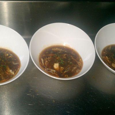 Chieniese Soup Kaisonsushi Antalya @mustafa_candogan Chef e teşekkürler yardımlarından dolayı