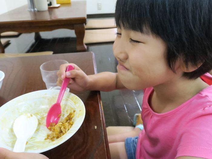 焼豚玉子飯うまい。 焼豚玉子飯 Food Eating Chineserestaurant Doughter ♡ Powershot G9 Ehime,Japan